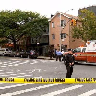 Tiroteo en Brooklyn, Estados Unidos, deja 4 muertos y 3 heridos