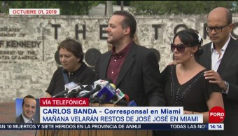 FOTO: Todo Listo Para Homenaje José José Miami