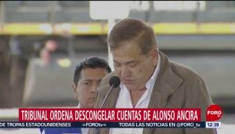 Tribunal ordena descongelar las cuentas de Alonso Ancira, presidente de AHMSA