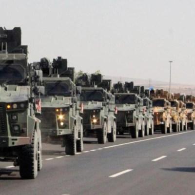 Turquía inicia ofensiva militar contra milicias kurdas en Siria