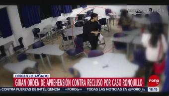 FOTO:Ubican a reo que participó en secuestro de Norberto Ronquillo, 25 octubre 2019
