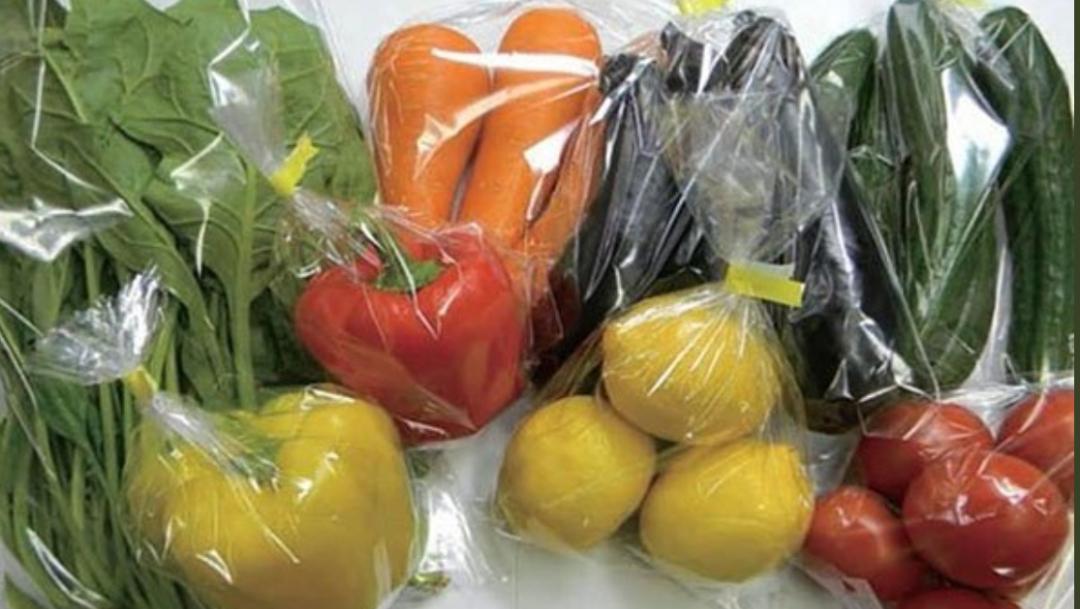 Foto: Bolsas de plástico