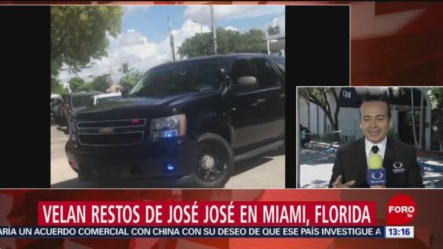 FOTO: Velan Restos José José Miami,