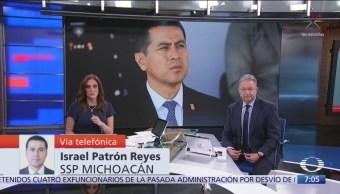 Video: Entrevista completa con Israel Patrón Reyes, secretario de SSP de Michoacán, en 'Despierta'