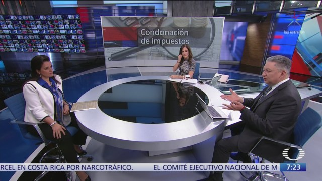 Video: Entrevista completa de Margarita Ríos-Farjat en Despierta