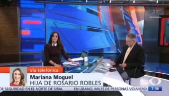 Video: Entrevista completa de Mariana Moguel en Despierta