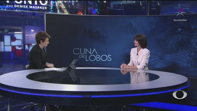 Foto: Video Entrevista Paz Vega Denise Maerker Cuna Lobos 3 Octubre 2019