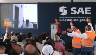 Foto: Subasta de bienes de narcotraficantes recauda más de 16 MDP, 10 de noviembre de 2019, (GRACIELA LÓPEZ /CUARTOSCURO.COM)