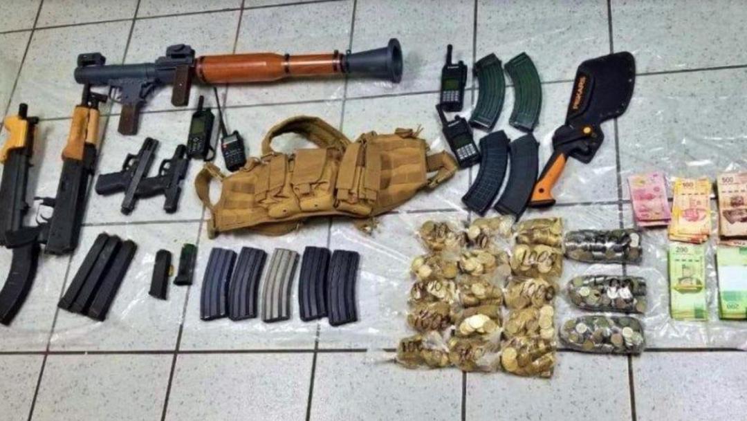 Foto: Ataque armado en taller deja 3 muertos en Sonora, 17 de noviembre de 2019, (uniobregon.com)