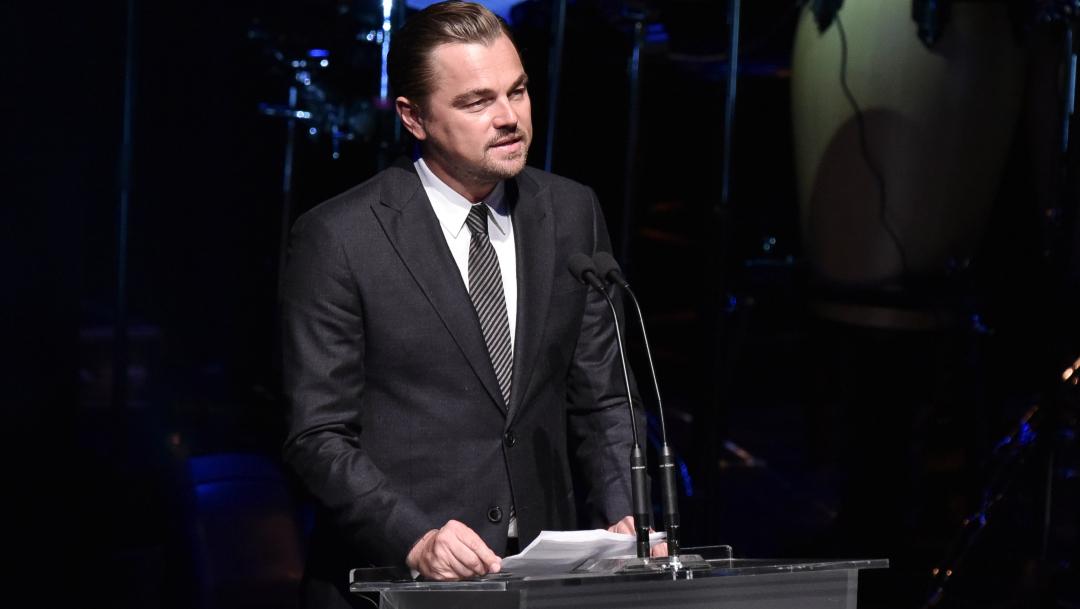fOTO: El actor estadounidense Leonardo DiCaprio, 30 noviembre 2019