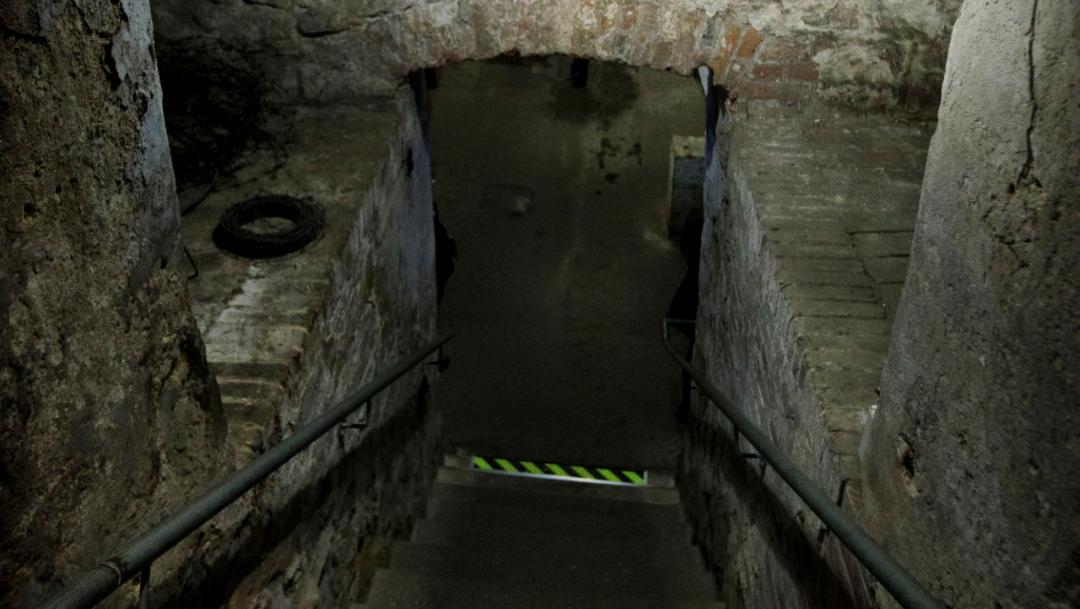 FOTO Abren al público túnel de escape bajo Muro de Berlín (Getty Images)