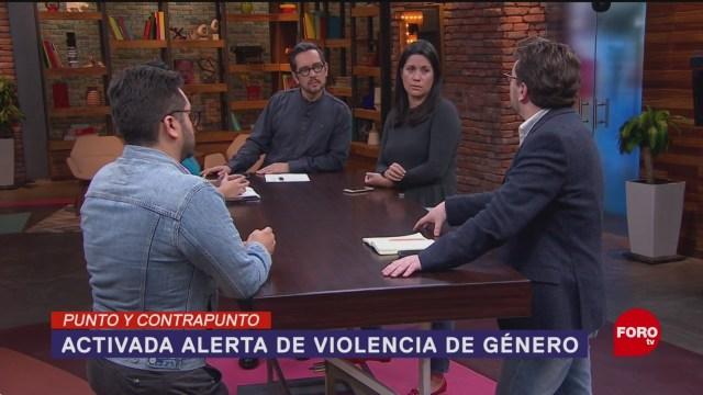 Foto: Alerta Violencia Contra Mujeres CDMX 25 Noviembre 2019