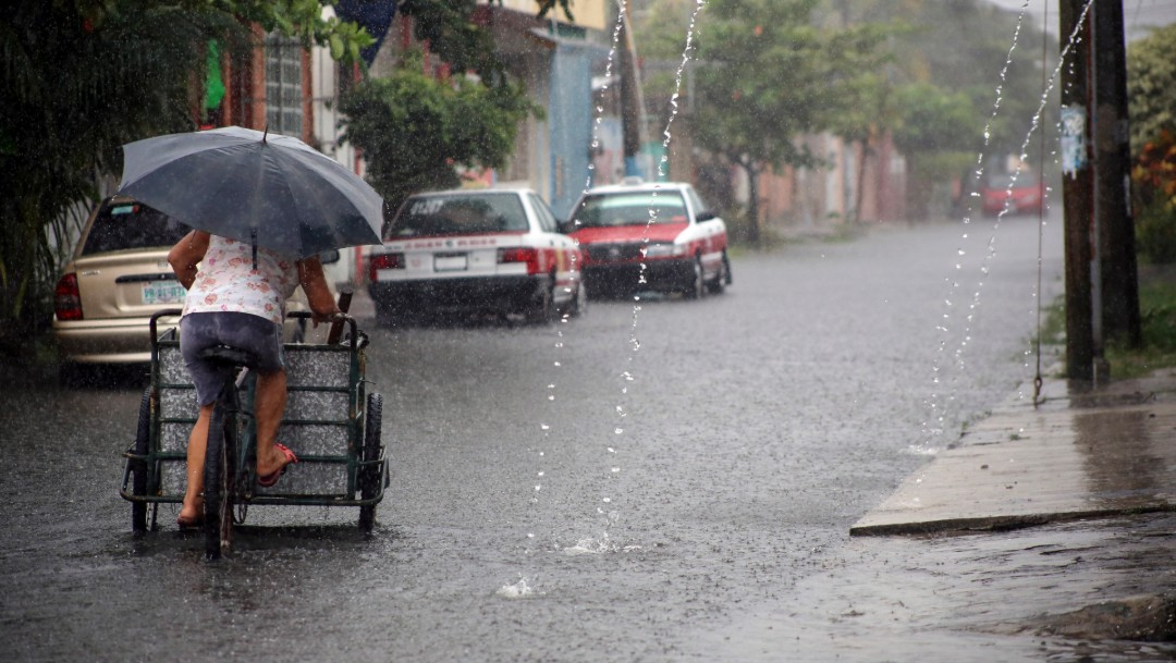 Foto: Alerta en Veracruz por frente frío número 12