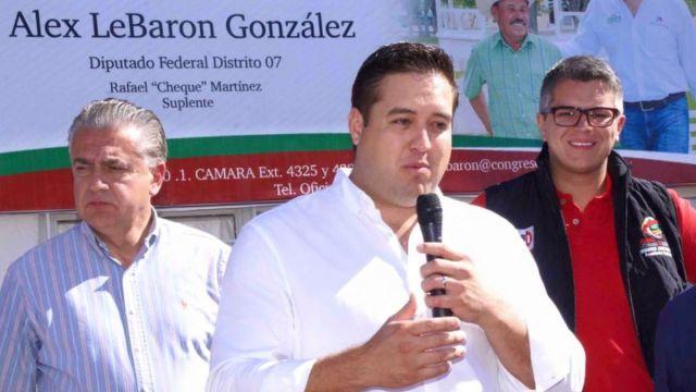 Alex LeBarón González