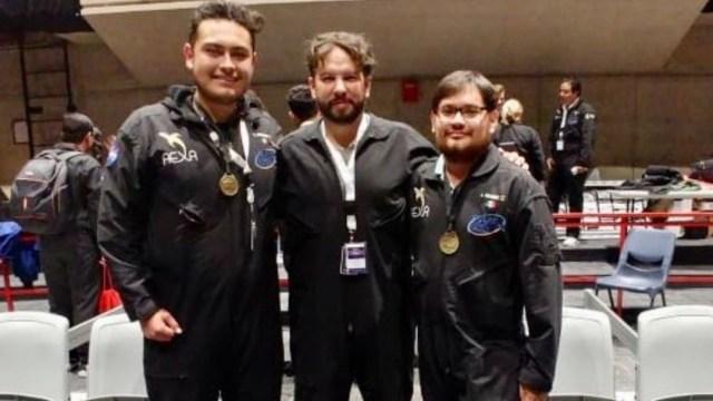 Alumnos de la Universidad Politécnica Metropolitana de Hidalgo ganan competencia de NASA, 9 noviembre 2019
