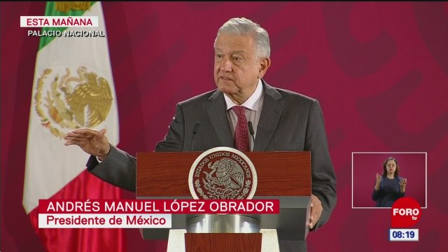 AMLO anuncia que se aprobará la Ley de Confianza Ciudadana