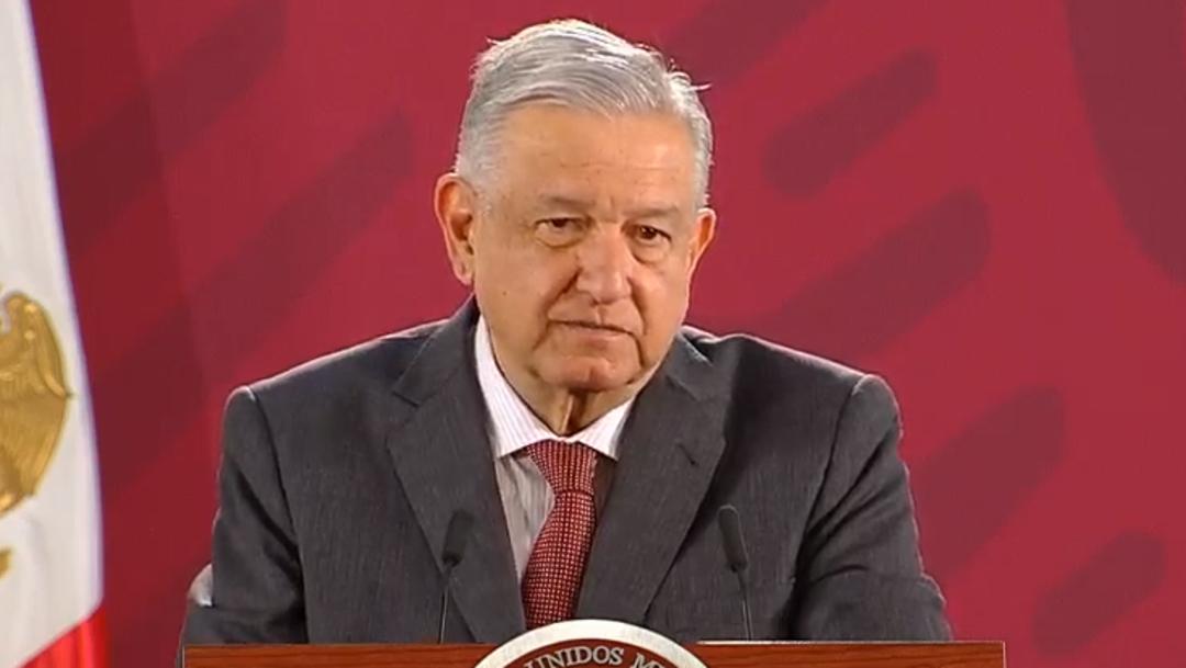 """FOTO AMLO niega fusión de Sedena con Semar, """"las dos instituciones son fundamentales"""" (YouTube)"""