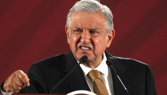 FOTO AMLO urge a los legisladores de EE.UU. ratificar T-MEC (EFE)