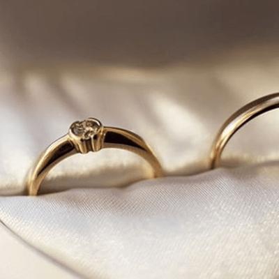 Crean anillos de boda que envían ubicación y archivos del celular en tiempo real