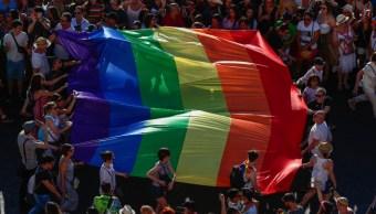 bandera comunidad LGBTQ