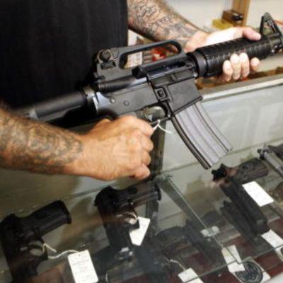 México y Estados Unidos trabajan para 'sellar' frontera contra tráfico de armas