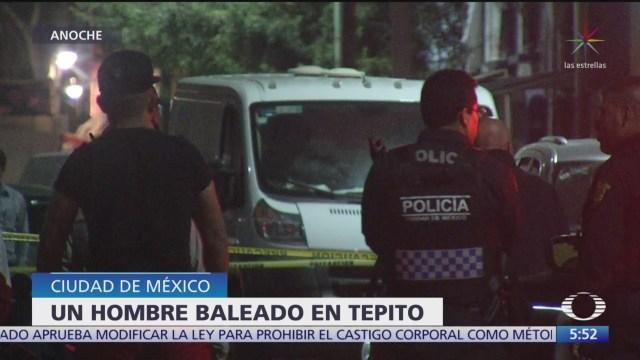 Asesinan a hombre relacionado con la 'Unión de Tepito'