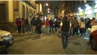 Foto: Líder de ambulantes fue asesinado en calles del Centro Histórico, 16 de noviembre de 2019 (LUIS CARBAYO /CUARTOSCURO.COM)