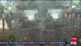 FOTO: Día Muertos Tochimilco Huaquechula Puebla