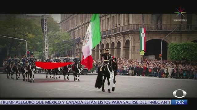Así fue el desfile de la Revolución Mexicana