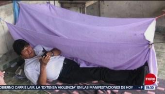 FOTO: Así fue la primera noche de Evo Morales tras dejar la Presidencia, 11 noviembre 2019