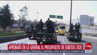 Foto: Diputados Sede Alterna Discutir Presupuesto 2020 Santa Fe 21 Noviembre 2019
