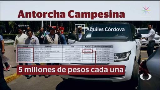 Foto: Así Opera Antorcha Campesina Propiedades 21 Noviembre 2019