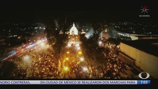 Así se vivió el Día de Muertos en México