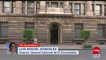 Foto: Banxico reduce 25 puntos tasa interés
