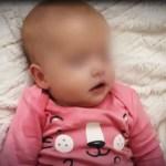Foto: La pequeñita de tan solo siete meses, llamada 'Faith', 'Fe' en español, sobrevivió a la masacre contra sus parientes y ha sido bautizada como la 'bebé milagro'