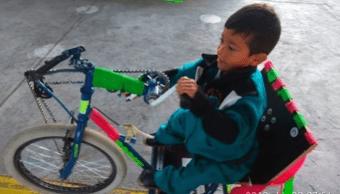 Foto Bicicleta Discapacidad 21 Noviembre 2019