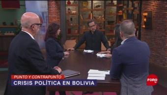 FOTO: Bolivia en crisis, 15 noviembre 2019