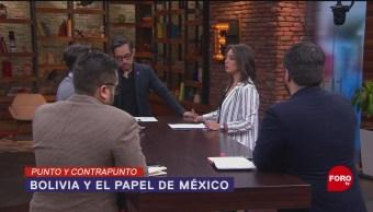 FOTO:Bolivia y el papel de México, 11 noviembre 2019