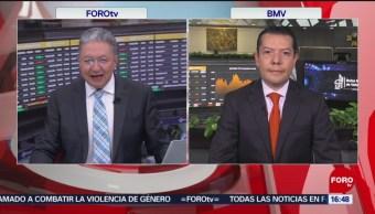 FOTO: Bolsa Mexicana cierra con ganancias, 19 noviembre 2019