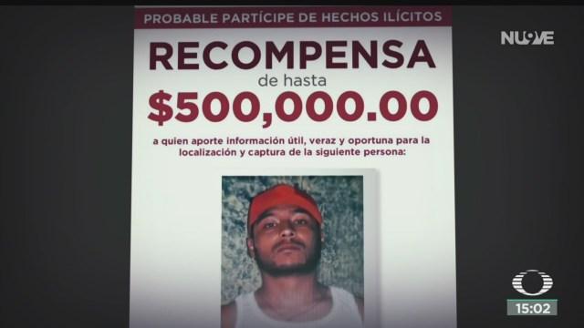 FOTO: Buscan El Titino presunto homicida alcalde Valle Chalco