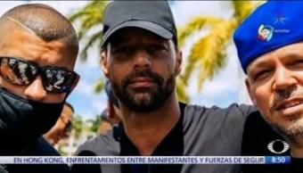 'Cántalo', la nueva música de Ricky Martin