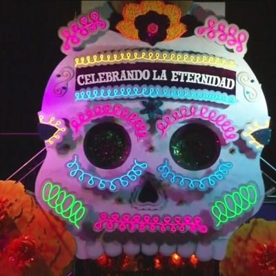 Capitalinos celebran la eternidad en Chapultepec
