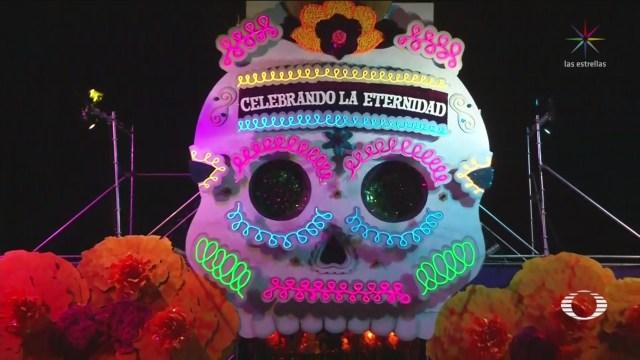 Foto: Capitalinos Celebran Eternidad Bosque Chapultepec CDMX 1 Noviembre 2019