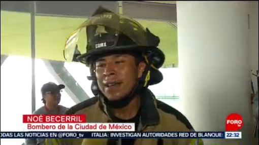 FOTO: Carrera vertical de bomberos de 50 pisos en la CDMX, 17 noviembre 2019