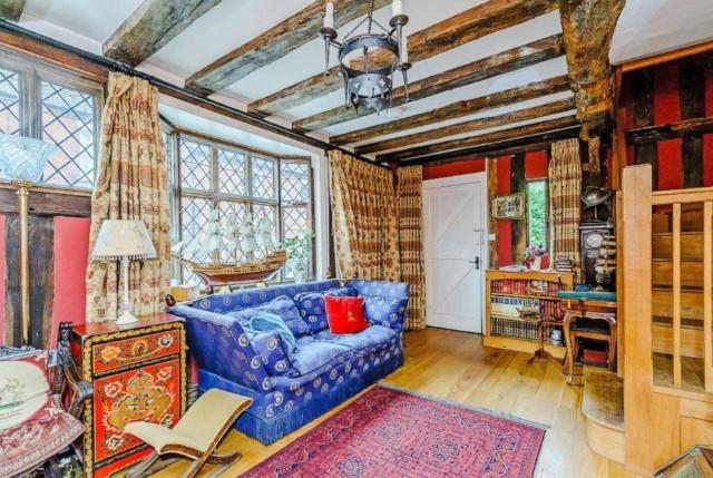 Foto Ya puedes vivir en la casa de Harry Potter 6 noviembre 2019