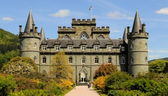 Castillo Escocia Patrimonio Herencia 6 Noviembre 2019