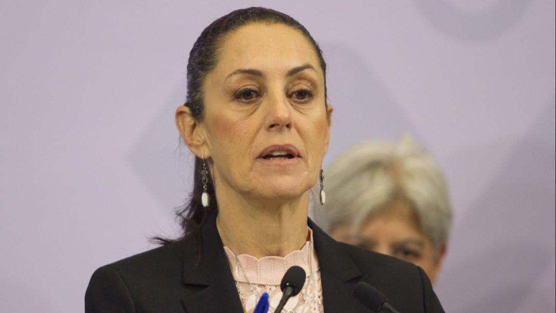 Imagen: La Jefa de Gobierno, Claudia Sheinbaum, dijo que existen grupos en la ciudad que tienen otros intereses, el 15 de noviembre de 2019 (Cuartoscuro, archivo)