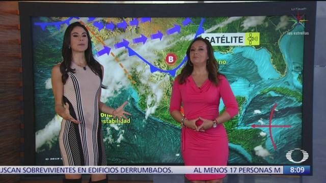 Clima Al Aire: Frío y vientos al norte de México