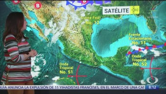 Clima Al Aire: Primera tormenta invernal