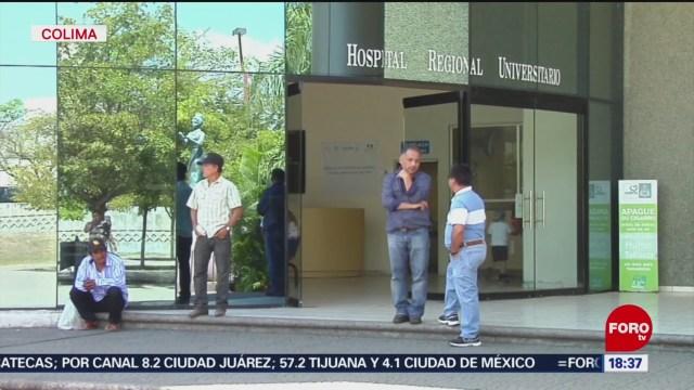 Foto: Colima Registra Primer Fallecimiento Dengue Salud 19 Noviembre 2019